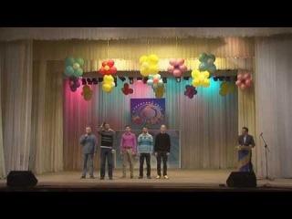ОЛ БГУ 2013 - 1-я 1/4 - Господин Борщевский (приветствие)