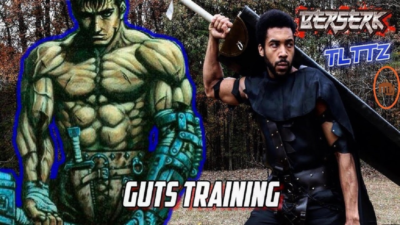 Guts Training Routine   Berserk Tough Like The Toonz: EP 36