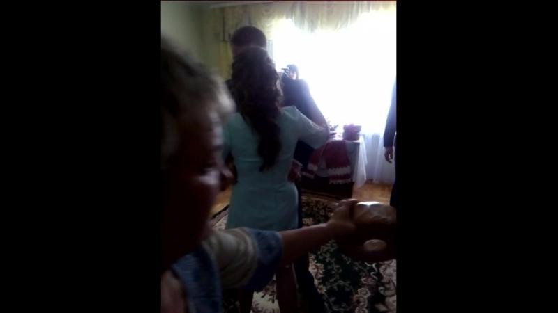 танець із нареченим