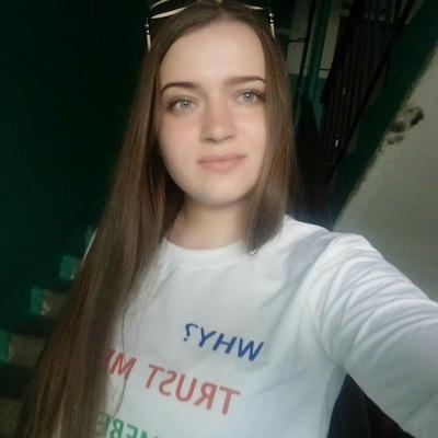 Юлия Воробей