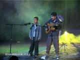 Цыганский мальчик перепел песню А. Барыкина