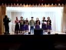 Концерт казачьей песни Ехал казак на чужбину. (Не полностью)