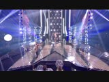 robbie williams and the x factor finalists | brendan murray
