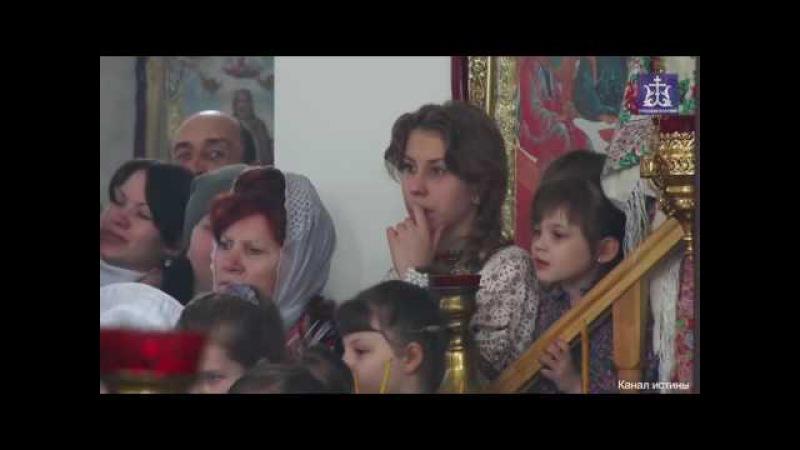 Как окатоличивают православные храмы