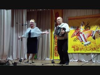 Нина Лебедева и Федор Фокин -