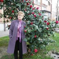 Бикташева Валентина
