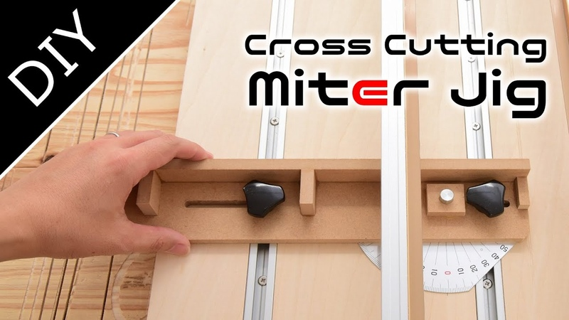 6in1 丸鋸スライド台Part 2 ~6 In 1 Circular Saw Crosscut Jig