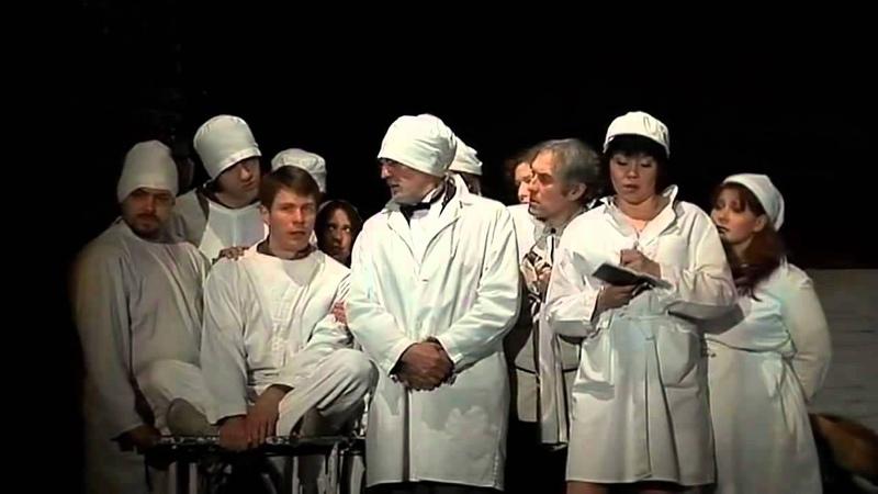 МАСТЕР И МАРГАРИТА - театр на Таганке 2007 [ОКОЛОТЕАТР]