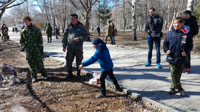 Метание ножей Миша Никитин