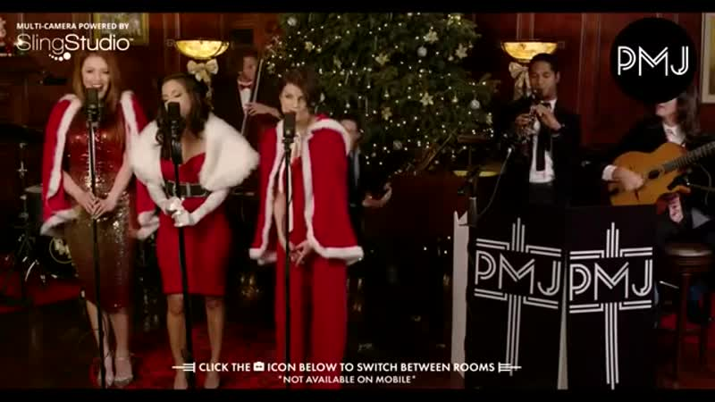 Postmodern Jukebox Interactive Christmas Special LIVE at PMJ Manor