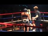 FBB Britt Destroys Female Boxer