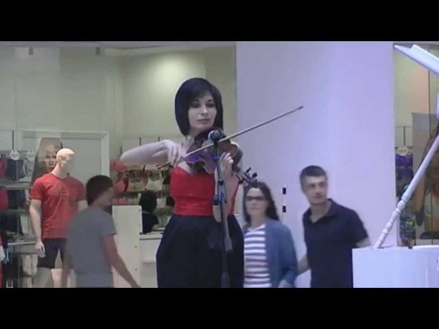 Юлия Бунь-Волкотруб - Би-2 и Юлия Чичерина - Мой рок-н-ролл ( violin cover )