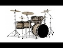 Eagles - Hotel California - drums only. Isolated drum track.
