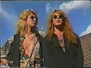 EUROPE - Halfway to Brooklyn Interview (1991)