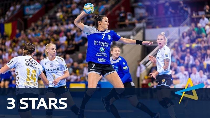 3 stars | Round 3 | Women's EHF Champions League 2018/19