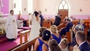 Wedding Ceremony Interrupted By Voice From The Back – Bride Turns Around And Starts Sobbing