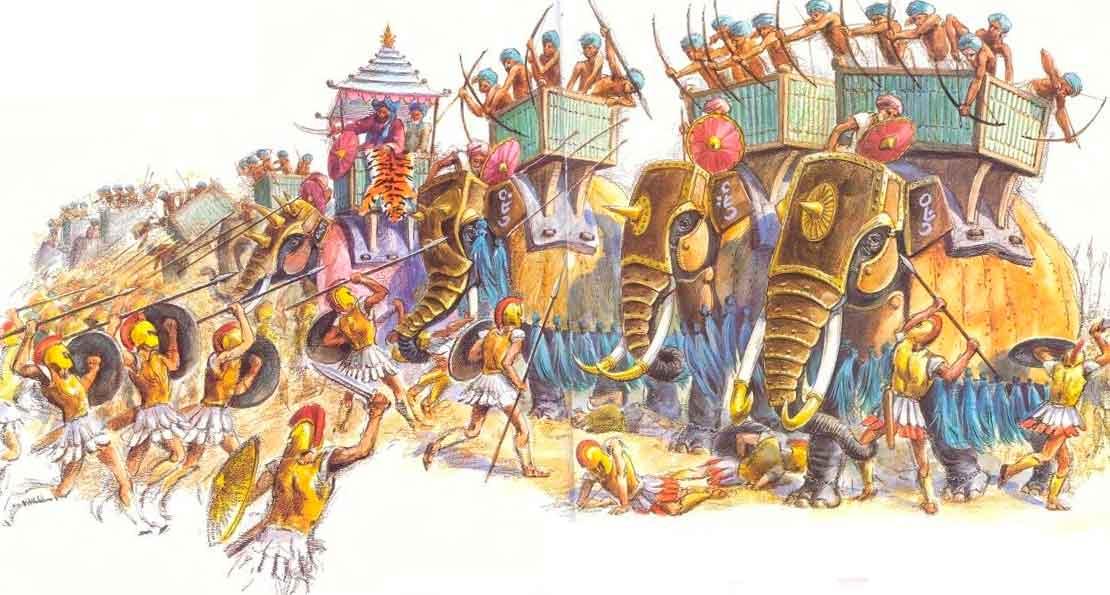 Атака слонов