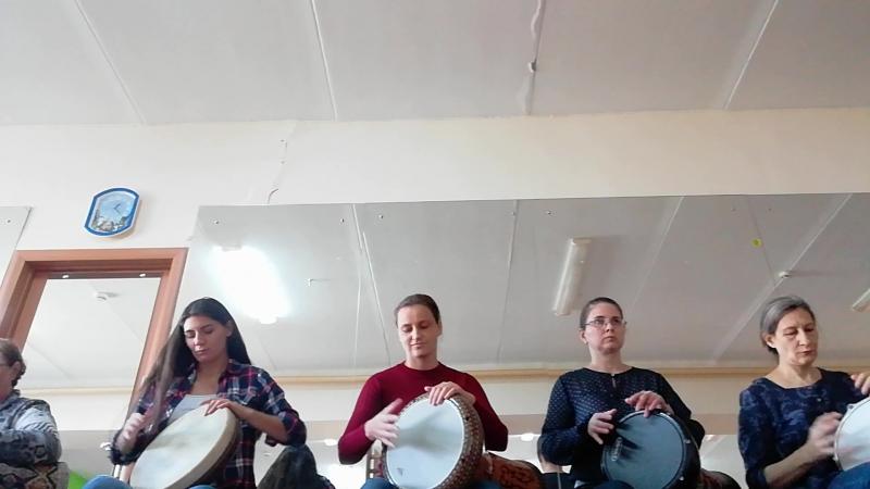 Обучение дарбука джембе этнические барабаны Челябинск Екатеринбург