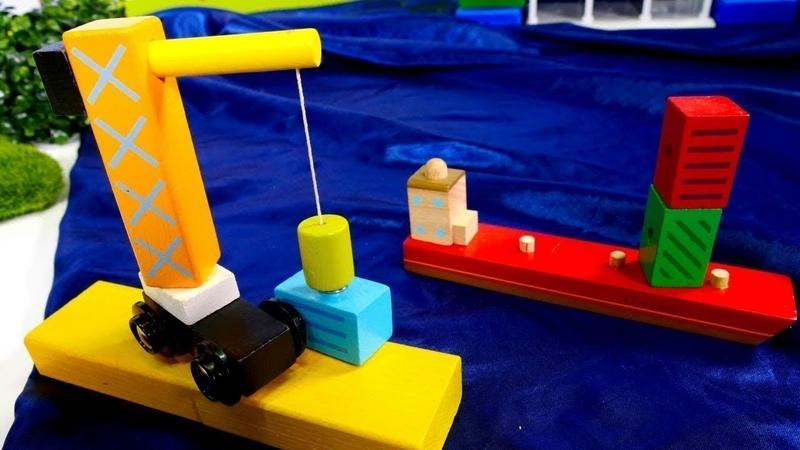 Giochi per bambini. Macchine di servizio al lavoro. Nuovi episodi