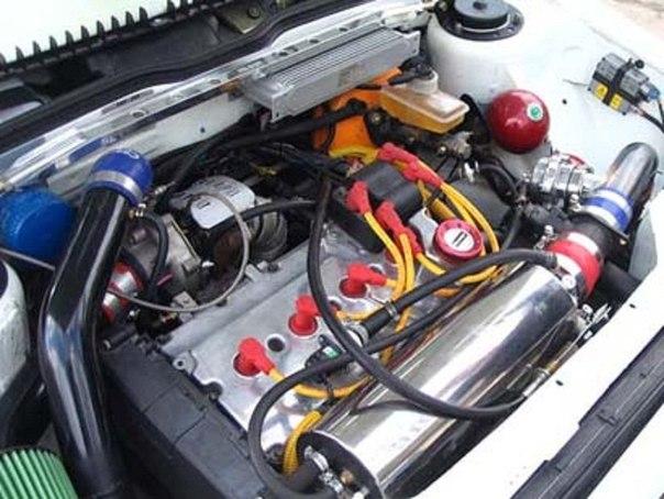Тюнинг двигателя как повышение его мощности - rabotai.in