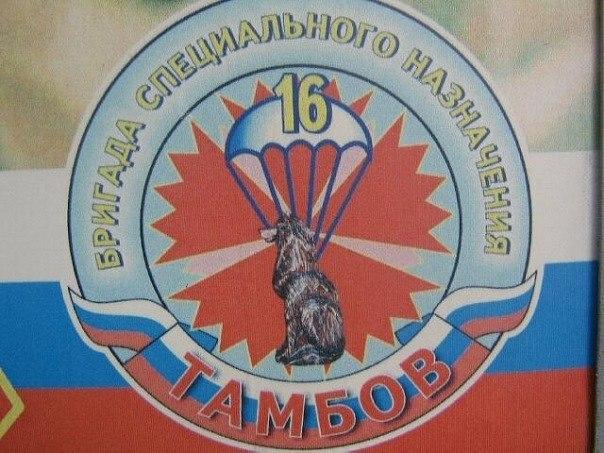 16 бригада спецназа гру гш россии