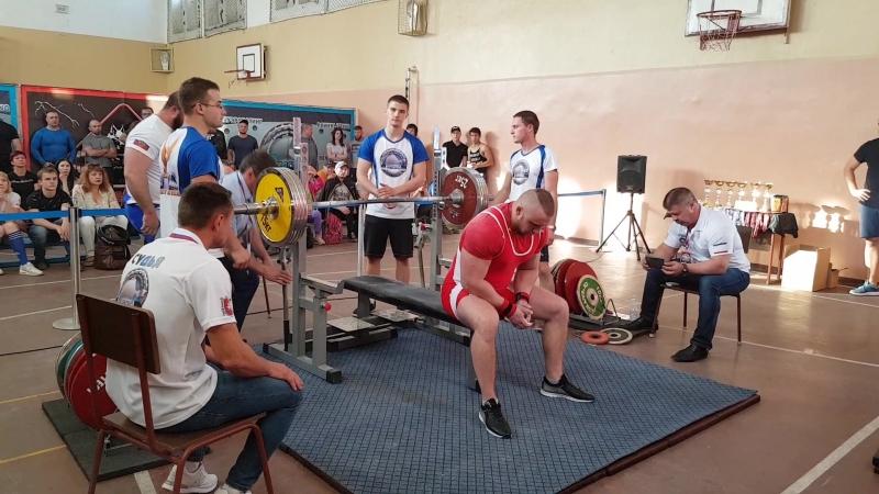 Кубок Главы Республики Крым🏆2-е место в категории до 100 кг (с/в 98 кг) 3-й подход вес на штанге 205 кг🏋🏅