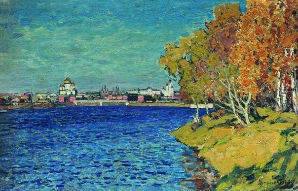 Живопись. Пётр Петровичев (1874-1947).