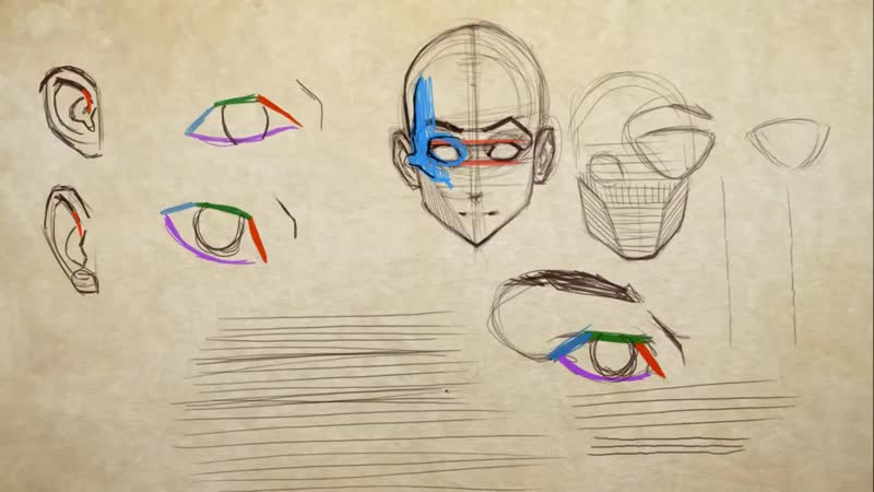 Common Issues with Drawing Faces