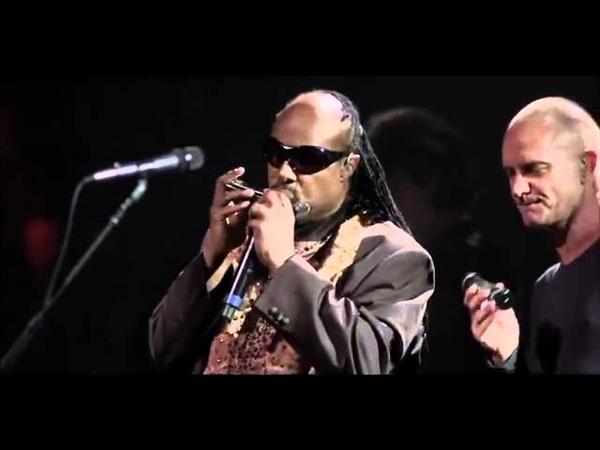 Fragile - Sting Stevie Wonder