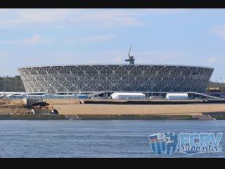2018 Волгоград Арена - стадион для новых побед.