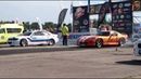 Dodge Viper GTS TT vs BMW 318 E46 4.0 V8 Turbo 1/4 mile drag race