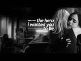Jessica &amp Trish the hero i wanted you to be