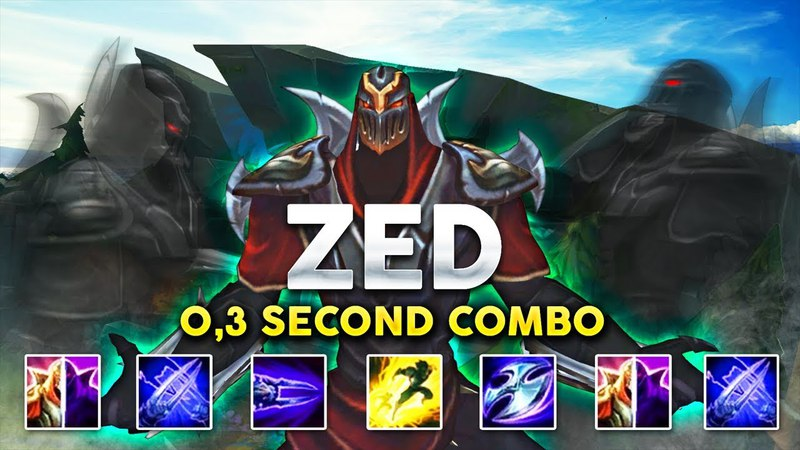 The Fastest Zed main in Euw TomFleec Zed montage