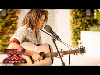 Luke Friend sings Cannonball by Damien Rice -- Judges Houses -- The X Factor 2013