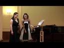 Vasilisa Gorochnaya. Hod (from Meditation on Sefirot ). Performed by: Cadenza Perfecta