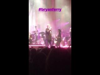 Bryan Ferry Tour 2018