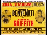 Emile Griffith Beats Nino Benvenuti - September 29, 1967 – Regains Crown