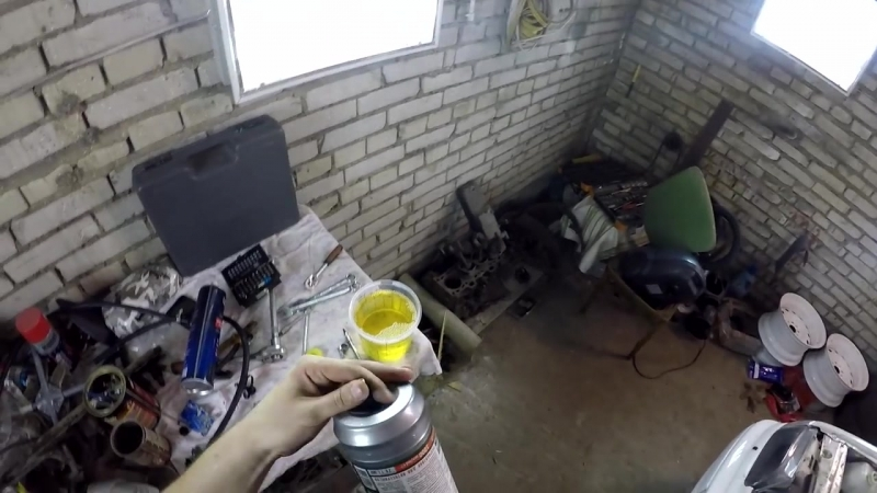 [Парень с завода] Чистка инжектора своими руками в гаражных условиях. Сервисная промывка