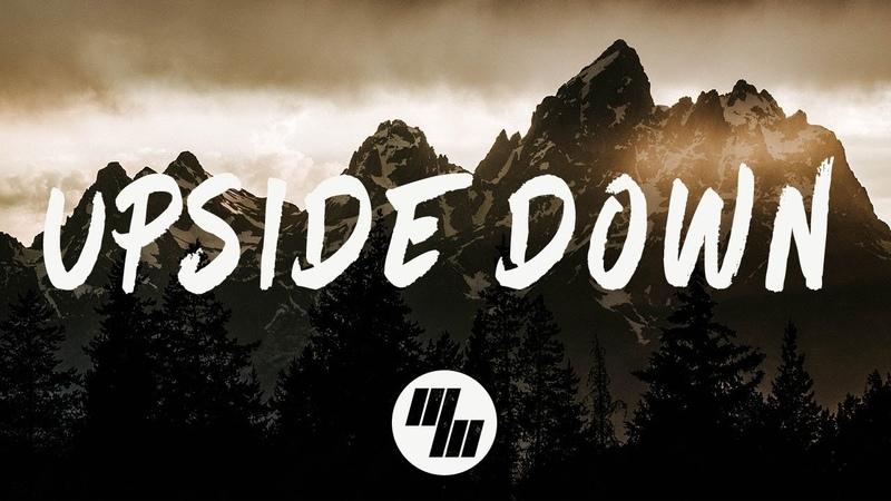 APEK Upside Down Lyrics Lyric Video feat Carly Paige