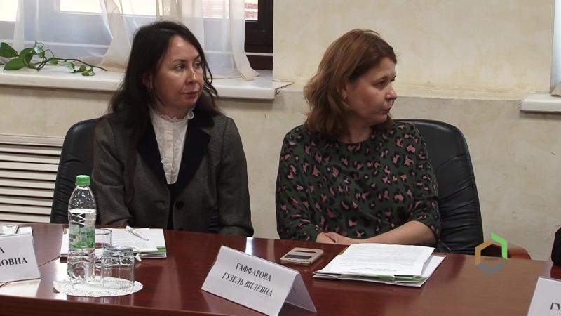 Круглый стол, посвящённый памяти Д.Р. Шарафутдинова