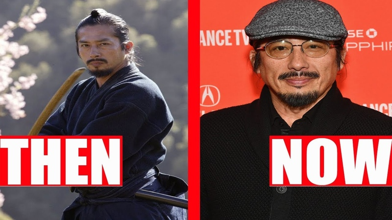 The Last Samurai 2003 Cast Then and Now
