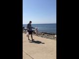 Прогулка по острову Утриш