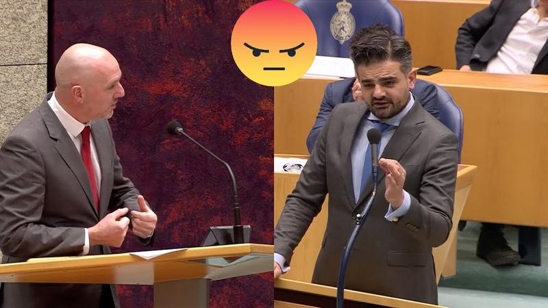De Graaf (PVV) tegen Kuzu over Multi-Culturele HEL - YouTube