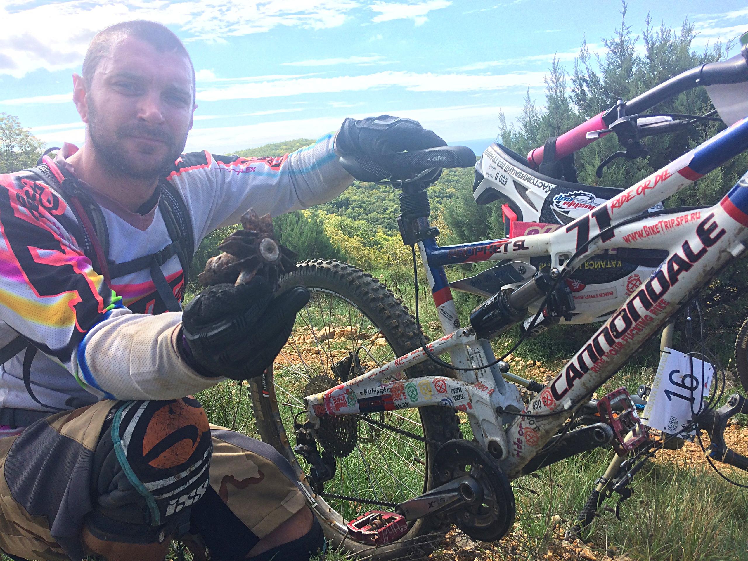 Блог компании Триал-Спорт: GT: Пленник Эндуро