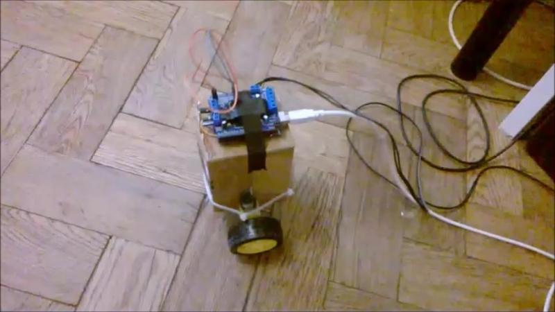 БР-1 балансирующая коробка