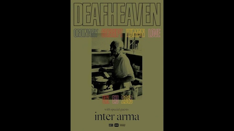 Deafheaven - Honeycomb (Live in Bologna 2018)