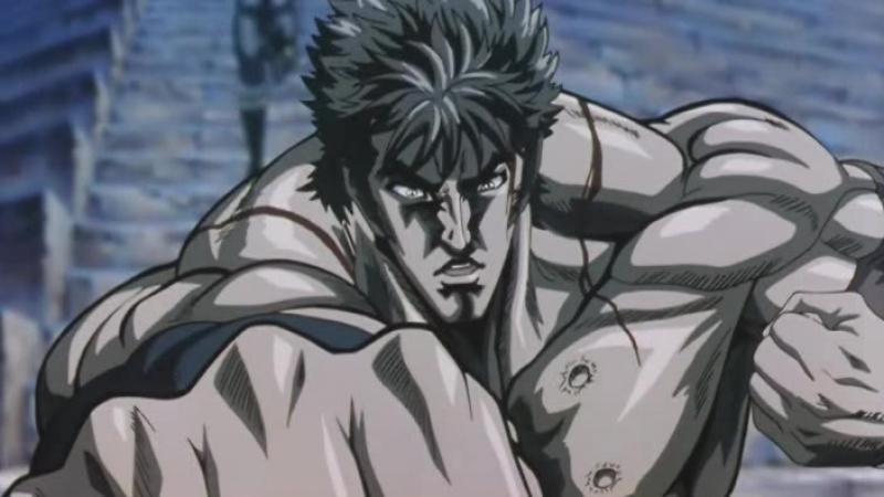 2006 - Легенда Раоха Мученик любви = Shin Kyuuseishu Densetsu Hokuto no Ken Raou-den Junai no Sh