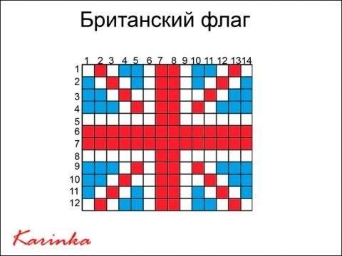 Схема «Британский флаг»