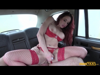 Faketaxi diverse stacey lady fits wine bottle up her pussy new porn 2018