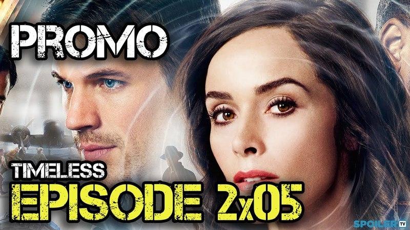 Timeless 2x05 Promo 2